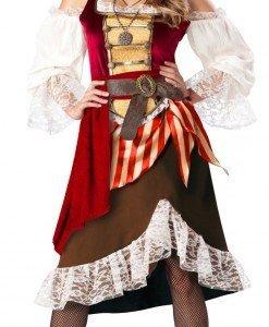 A256 Costum tematic Halloween - Pirat - Haine > Haine Femei > Costume Tematice > Pirat