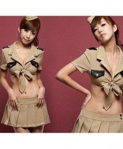 A314 Costum tematic armata - Armata - Marinar - Haine > Haine Femei > Costume Tematice > Armata - Marinar