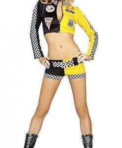 B112-A Costum tematic sport racing - Sport - Racing - Haine > Haine Femei > Costume Tematice > Sport - Racing