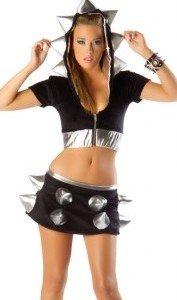B114-1 Costum tematic carnaval - Altele - Haine > Haine Femei > Costume Tematice > Altele
