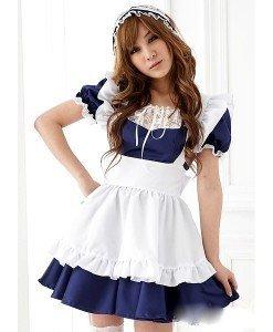 B222-44 Costum Halloween menajera - Menajera - Haine > Haine Femei > Costume Tematice > Menajera