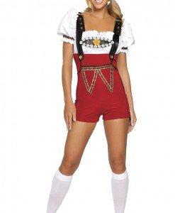 B224 Costum Tematic Hangita - Chelnerita - Haine > Haine Femei > Costume Tematice > Chelnerita