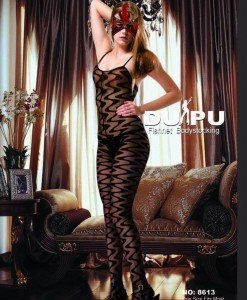 BS15 Bodystocking Sexi Dama - Bodystockings