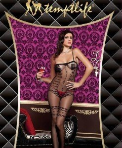 BS5 Lenjerie Bodystocking - Bodystockings