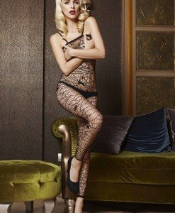 BS52 Bodystocking Dama - Bodystockings