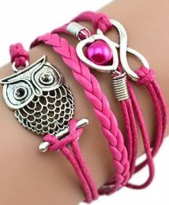 Bratara Cute Owl - Accesorii - 0