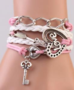 Bratara amulete Cupidon - Accesorii - 0