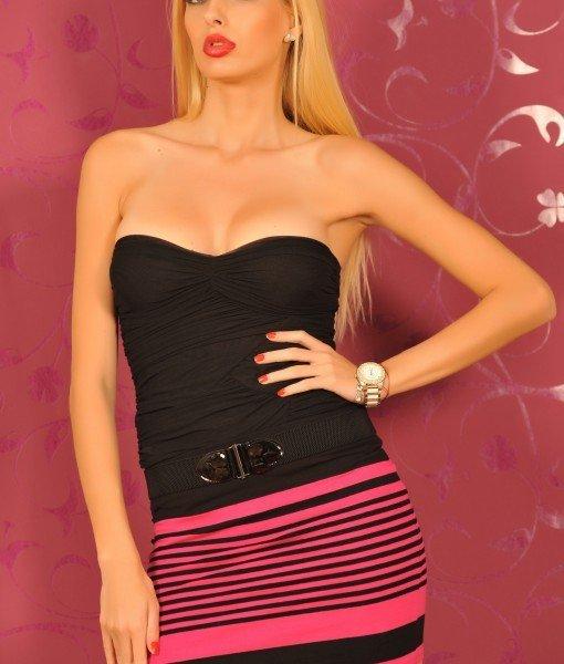 BsK150 Fusta dama in Dungi – Bershka – Haine > Brands > Bershka