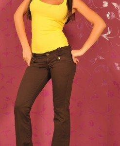 BsK172 Pantaloni Dama - Bershka - Haine > Brands > Bershka
