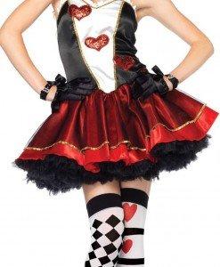 C316 Costum Halloween iepuras joker - Basme si Legende - Haine > Haine Femei > Costume Tematice > Basme si Legende