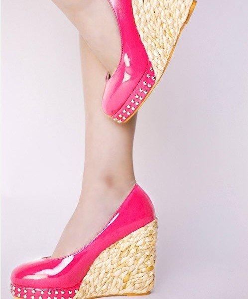CH1128 Incaltaminte – Pantofi cu platforma – Pantofi cu platforma – Incaltaminte > Incaltaminte Femei > Pantofi cu platforma