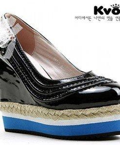 CH1151 Incaltaminte - Pantofi cu platforma - Pantofi cu platforma - Incaltaminte > Incaltaminte Femei > Pantofi cu platforma