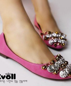 CH1790 Incaltaminte - Balerini si slippers - Balerini si slippers - Incaltaminte > Incaltaminte Femei > Balerini si slippers