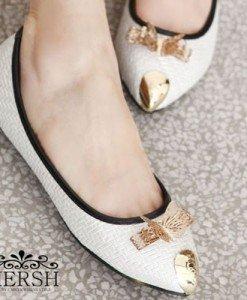 CH2053 Incaltaminte - Balerini si slippers - Balerini si slippers - Incaltaminte > Incaltaminte Femei > Balerini si slippers