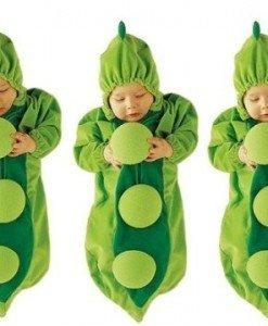 CLD2-12 Costum Halloween copii - mazare - Costume tematice - Haine > Haine Copii > Costume tematice