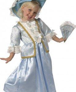 CLD23 Costum Halloween copii - printesa renascentista - Costume tematice - Haine > Haine Copii > Costume tematice
