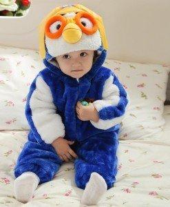 CLD42-4 Costum tematic pinguin pentru copii - Costume tematice - Haine > Haine Copii > Costume tematice