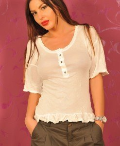 CrM04 Bluza Vara - Cream - Haine > Brands > Cream