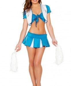 E311 Costum Halloween sport majoreta - Majorete - Haine > Haine Femei > Costume Tematice > Majorete