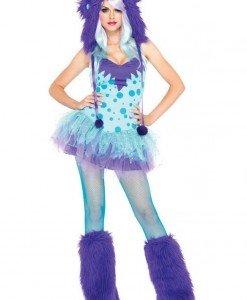 E326 Costum Halloween monstru - Basme si Legende - Haine > Haine Femei > Costume Tematice > Basme si Legende
