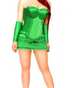 E344-12 Costum tematic supererou Ivy Vixen - Super Eroi - Haine > Haine Femei > Costume Tematice > Super Eroi