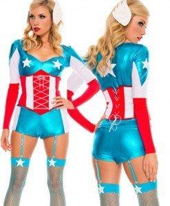 F242 Costum Tematic Super Erou - Super Eroi - Haine > Haine Femei > Costume Tematice > Super Eroi