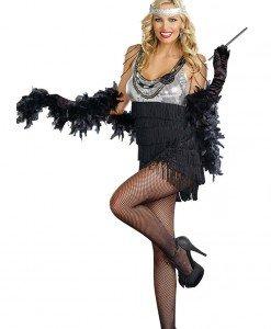 F313 Costum Halloween dansatoare cabaret - Altele - Haine > Haine Femei > Costume Tematice > Altele