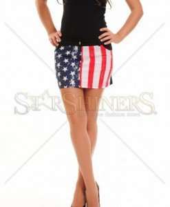 Fusta American Star Black - Fuste -