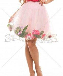 Fusta Artista Sweet Delight Rosa - Fuste -