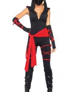 G311 Costum Halloween luptator Ninja - Altele - Haine > Haine Femei > Costume Tematice > Altele