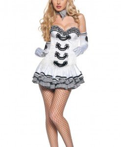 G323 Costum Halloween carnaval - Basme si Legende - Haine > Haine Femei > Costume Tematice > Basme si Legende