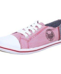 GDY115-3 Tenisi din material textil cu sireturi - Incaltaminte sport - Incaltaminte > Incaltaminte Femei > Incaltaminte sport
