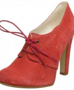 GDY117-3 Pantofi eleganti din piele cu siret - Pantofi Dama - Incaltaminte > Incaltaminte Femei > Pantofi Dama
