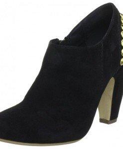 GDY120-1 Pantofi accesorizati din piele - Pantofi Dama - Incaltaminte > Incaltaminte Femei > Pantofi Dama