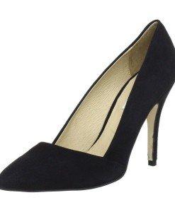 GDY131-1 Pantofi stiletto din piele intoarsa - Pantofi Dama - Incaltaminte > Incaltaminte Femei > Pantofi Dama