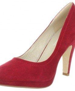 GDY132-3 Pantofi cu toc din piele intoarsa - Pantofi Dama - Incaltaminte > Incaltaminte Femei > Pantofi Dama