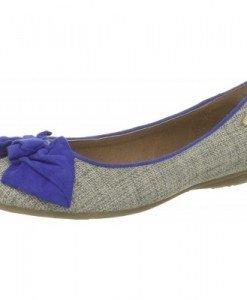 GDY140 Balerini din material textil - Balerini si slippers - Incaltaminte > Incaltaminte Femei > Balerini si slippers