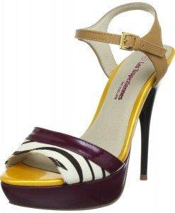 GDY148 Sandale de ocazie cu toc ascutit - Sandale dama - Incaltaminte > Incaltaminte Femei > Sandale dama