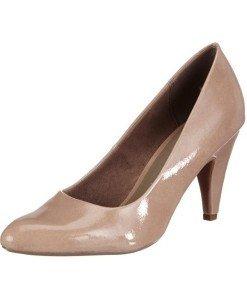 GDY154 Pantofi simpli lacuiti cu toc - Pantofi Dama - Incaltaminte > Incaltaminte Femei > Pantofi Dama