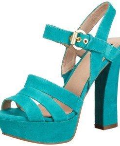 GDY76-122 Sandale din piele intoarsa - Sandale dama - Incaltaminte > Incaltaminte Femei > Sandale dama