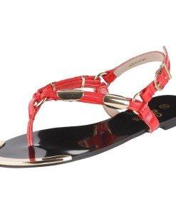 GDY79 Sandale de vara accesorizate - Sandale dama - Incaltaminte > Incaltaminte Femei > Sandale dama