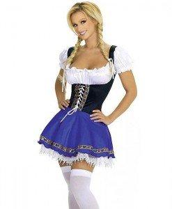 GG2 Costum tematic hangita - Chelnerita - Haine > Haine Femei > Costume Tematice > Chelnerita