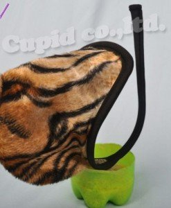 GSM25-99 Chilot invizibil c-string cu model tigru - Lenjerii - Haine > Haine Barbati > Lenjerii