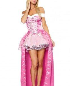 H143 Costum tematic printesa - Basme si Legende - Haine > Haine Femei > Costume Tematice > Basme si Legende