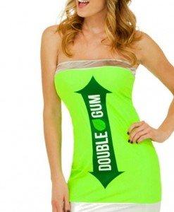 H247-121 Costum Tematic Double Gum - Altele - Haine > Haine Femei > Costume Tematice > Altele