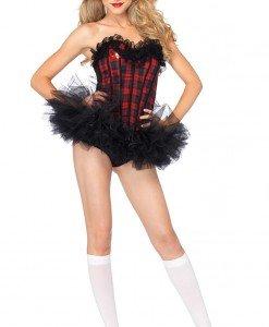 H321 Costum Halloween scolarita sexy - Scolarita - Haine > Haine Femei > Costume Tematice > Scolarita