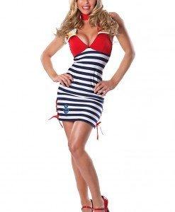 H38 Costum tematic Marinar - Armata - Marinar - Haine > Haine Femei > Costume Tematice > Armata - Marinar