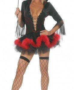 H40 Costum tematic dracusor - Inger & Dracusor - Haine > Haine Femei > Costume Tematice > Inger & Dracusor