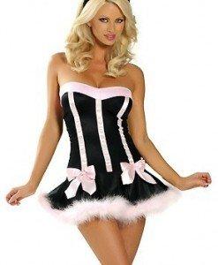 J13 Costum Halloween pisicuta - Animalute - Haine > Haine Femei > Costume Tematice > Animalute