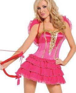J130 Costum Halloween cupidon - Altele - Haine > Haine Femei > Costume Tematice > Altele